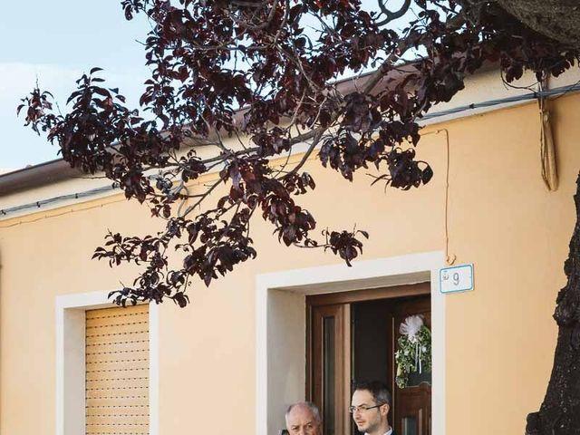 Il matrimonio di Alessio e Maria Paola a Tissi, Sassari 12