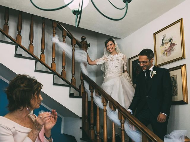 Il matrimonio di Alessio e Maria Paola a Tissi, Sassari 43