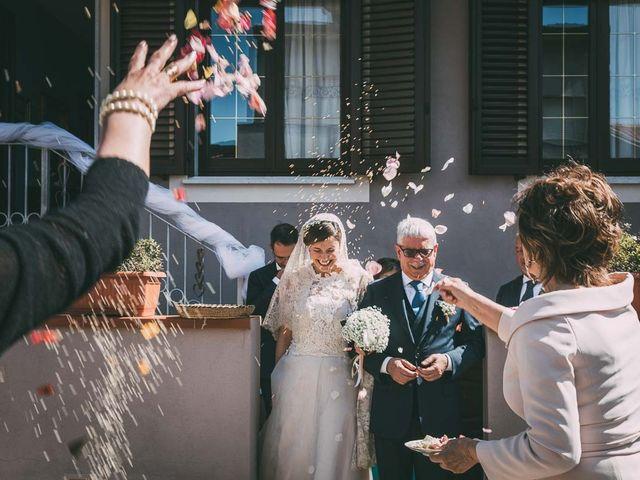 Il matrimonio di Alessio e Maria Paola a Tissi, Sassari 46
