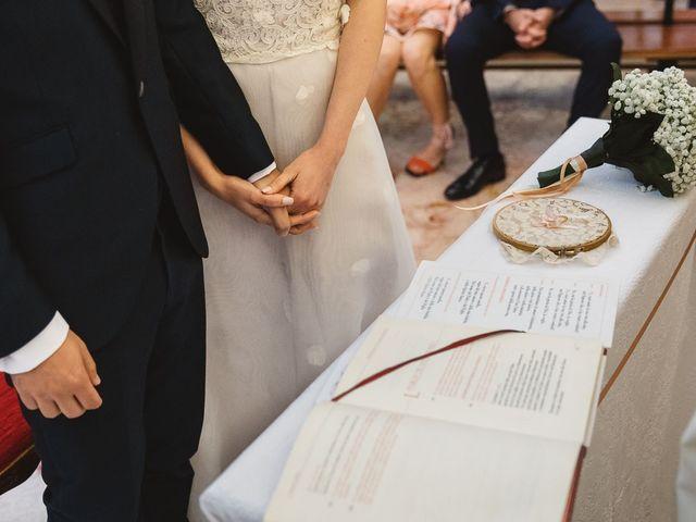 Il matrimonio di Alessio e Maria Paola a Tissi, Sassari 50