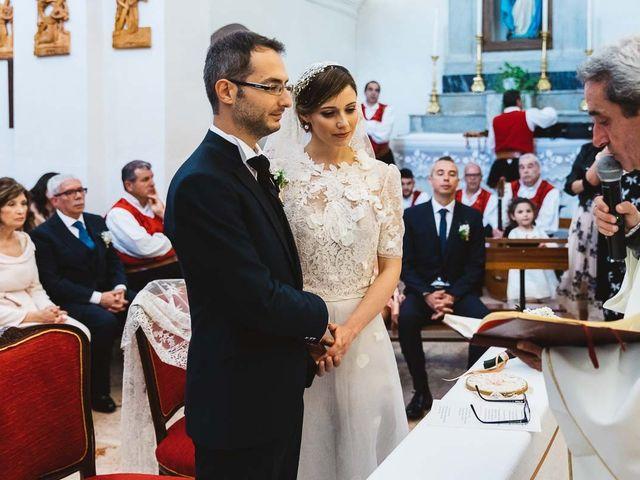 Il matrimonio di Alessio e Maria Paola a Tissi, Sassari 51