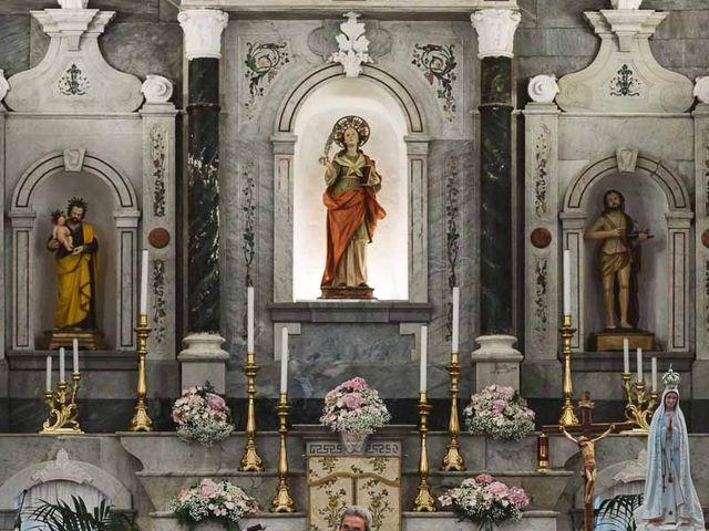 Il matrimonio di Alessio e Maria Paola a Tissi, Sassari 58
