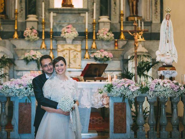 Il matrimonio di Alessio e Maria Paola a Tissi, Sassari 62