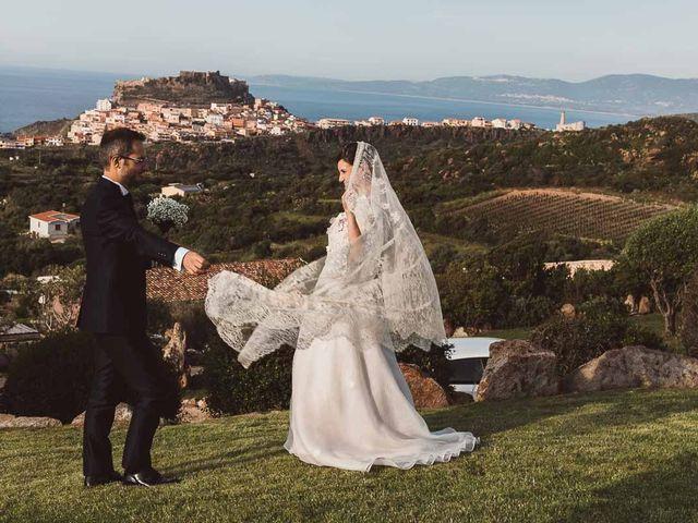 Il matrimonio di Alessio e Maria Paola a Tissi, Sassari 73