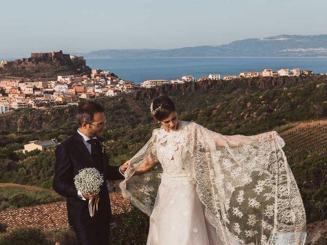 Il matrimonio di Alessio e Maria Paola a Tissi, Sassari 75