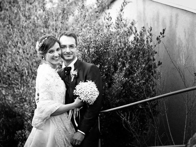Il matrimonio di Alessio e Maria Paola a Tissi, Sassari 83