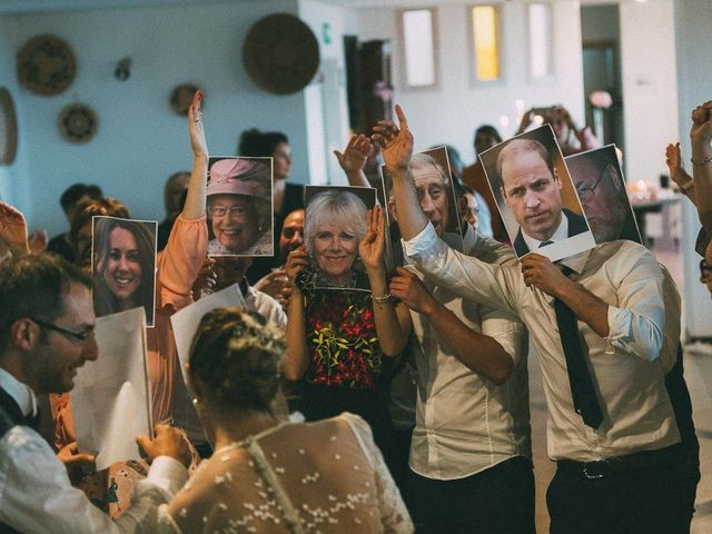 Il matrimonio di Alessio e Maria Paola a Tissi, Sassari 92