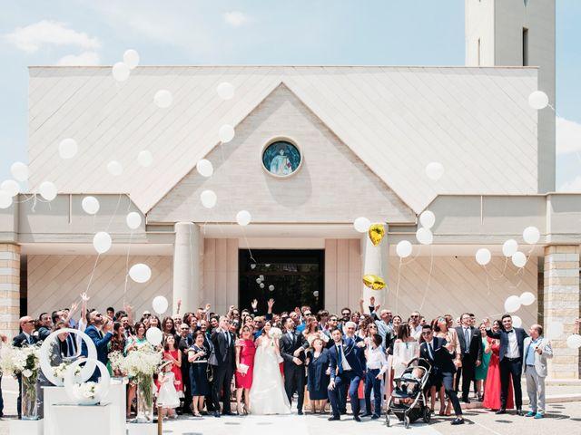 Il matrimonio di Gianluca e Angela a Cerignola, Foggia 28