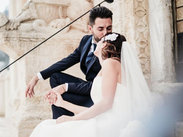 Il matrimonio di Gianluca e Angela a Cerignola, Foggia 31