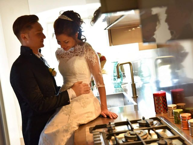 Il matrimonio di Serena e Marco  a Volta Mantovana, Mantova 2