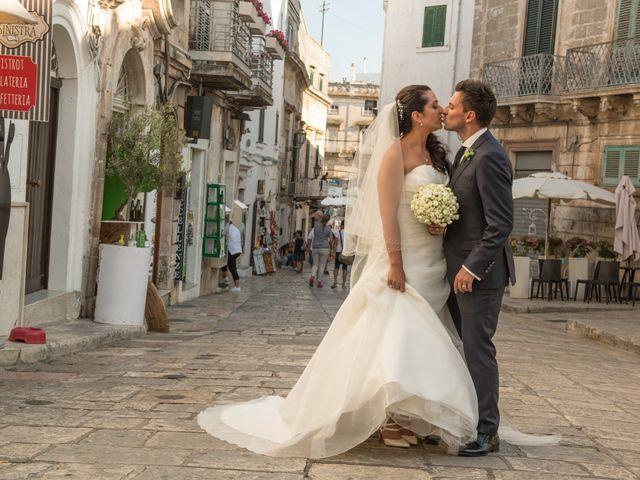 Il matrimonio di Gian Luca e Adriana a Ostuni, Brindisi 9