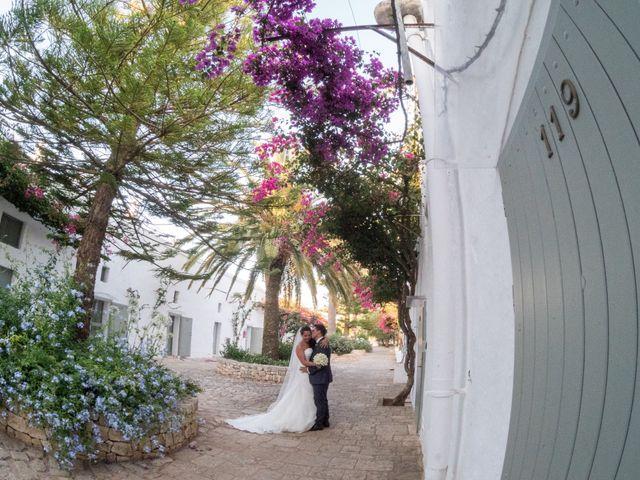Il matrimonio di Gian Luca e Adriana a Ostuni, Brindisi 11