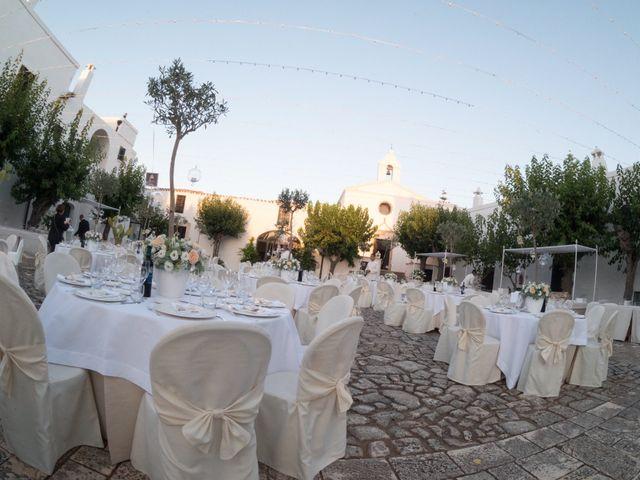 Il matrimonio di Gian Luca e Adriana a Ostuni, Brindisi 16