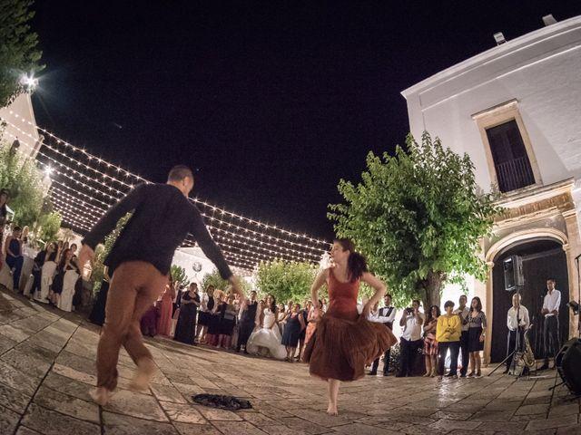 Il matrimonio di Gian Luca e Adriana a Ostuni, Brindisi 17