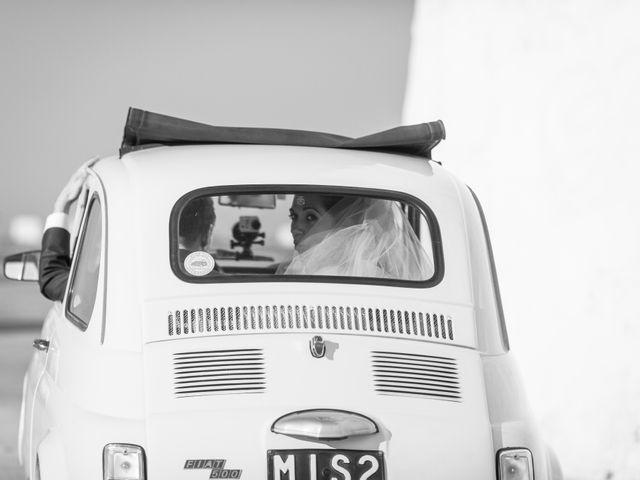 Il matrimonio di Gian Luca e Adriana a Ostuni, Brindisi 18