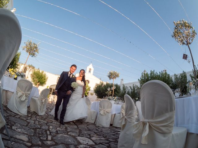 Il matrimonio di Gian Luca e Adriana a Ostuni, Brindisi 19