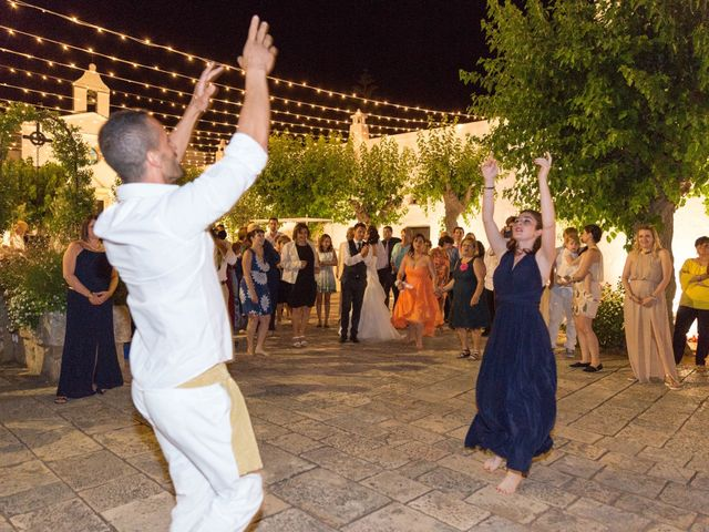 Il matrimonio di Gian Luca e Adriana a Ostuni, Brindisi 26