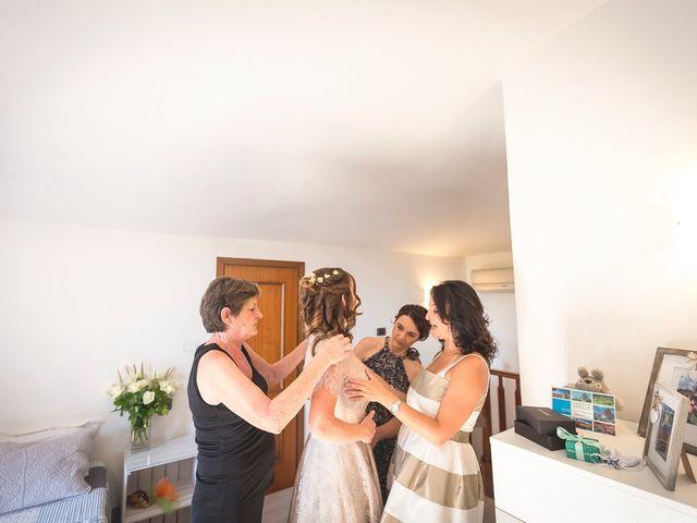 Il matrimonio di Luca e Marusca a Stazzema, Lucca 23