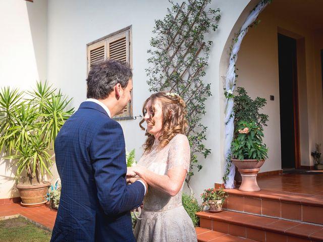 Il matrimonio di Luca e Marusca a Stazzema, Lucca 26