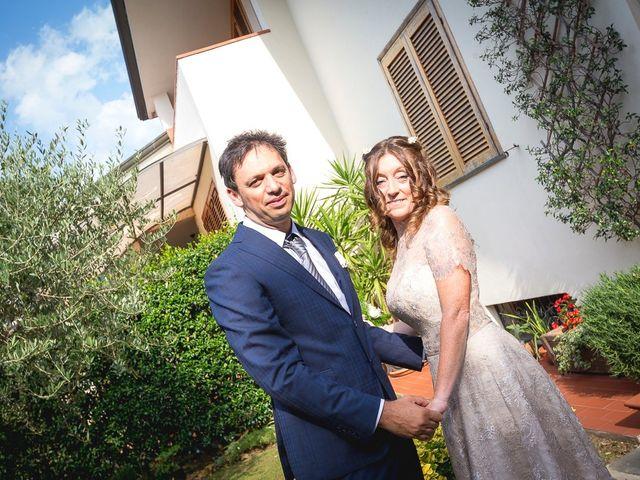 Il matrimonio di Luca e Marusca a Stazzema, Lucca 28
