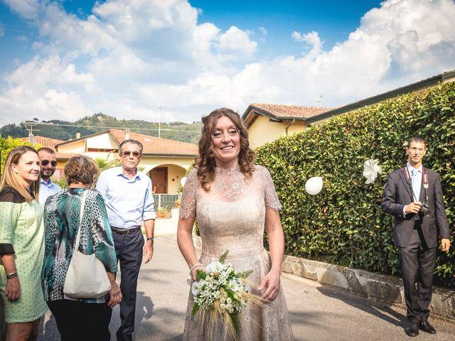 Il matrimonio di Luca e Marusca a Stazzema, Lucca 29