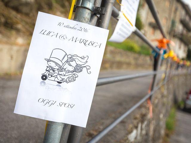 Il matrimonio di Luca e Marusca a Stazzema, Lucca 30