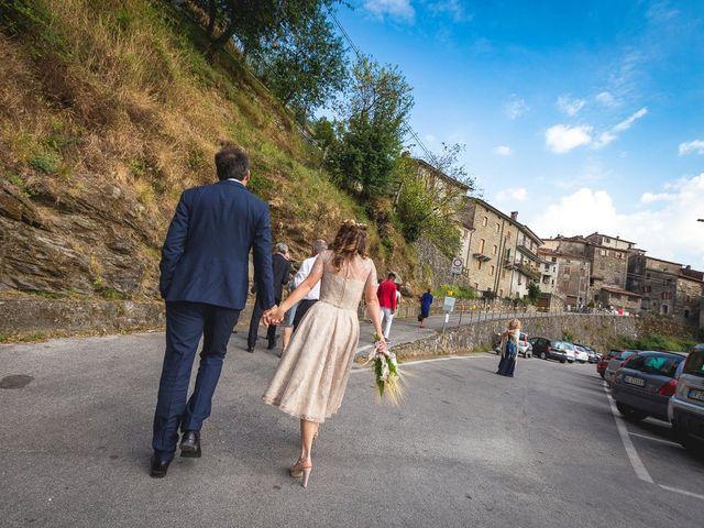 Il matrimonio di Luca e Marusca a Stazzema, Lucca 32