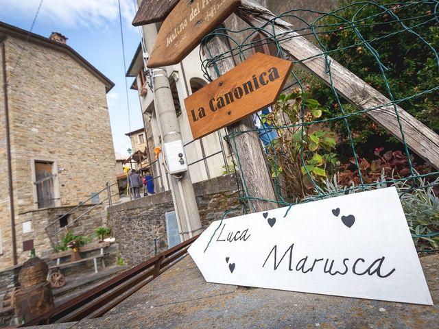 Il matrimonio di Luca e Marusca a Stazzema, Lucca 33
