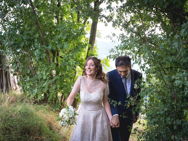 Il matrimonio di Luca e Marusca a Stazzema, Lucca 34