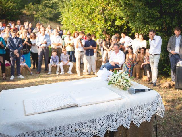 Il matrimonio di Luca e Marusca a Stazzema, Lucca 45