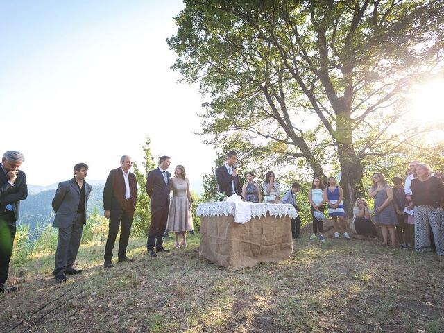 Il matrimonio di Luca e Marusca a Stazzema, Lucca 47