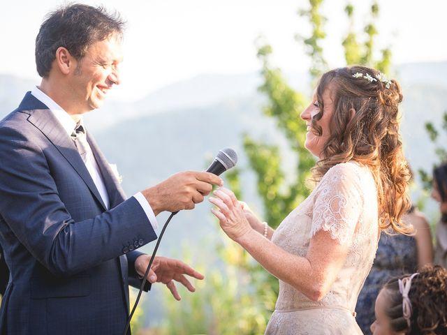 Il matrimonio di Luca e Marusca a Stazzema, Lucca 55