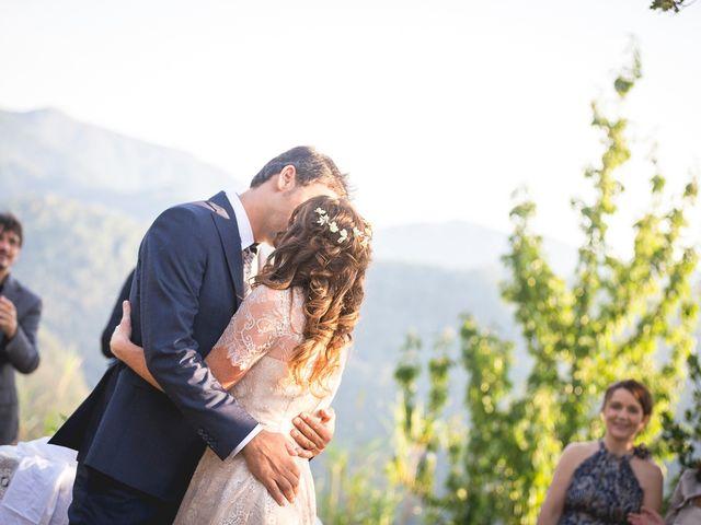 Il matrimonio di Luca e Marusca a Stazzema, Lucca 57