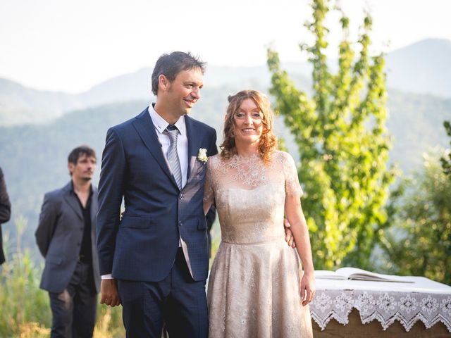 Il matrimonio di Luca e Marusca a Stazzema, Lucca 58