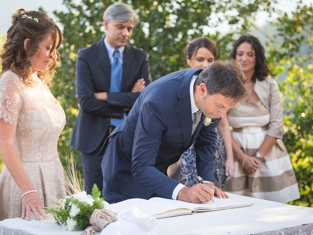 Il matrimonio di Luca e Marusca a Stazzema, Lucca 60