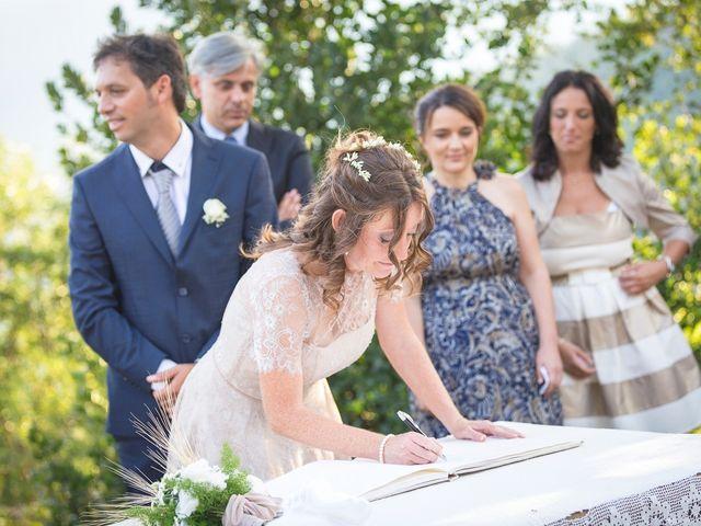Il matrimonio di Luca e Marusca a Stazzema, Lucca 61