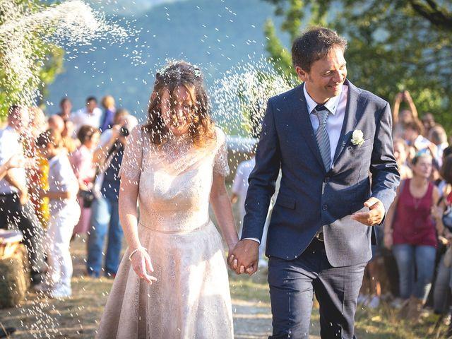 Il matrimonio di Luca e Marusca a Stazzema, Lucca 62