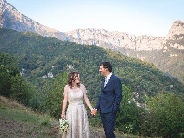 Il matrimonio di Luca e Marusca a Stazzema, Lucca 68