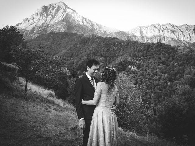 Il matrimonio di Luca e Marusca a Stazzema, Lucca 70