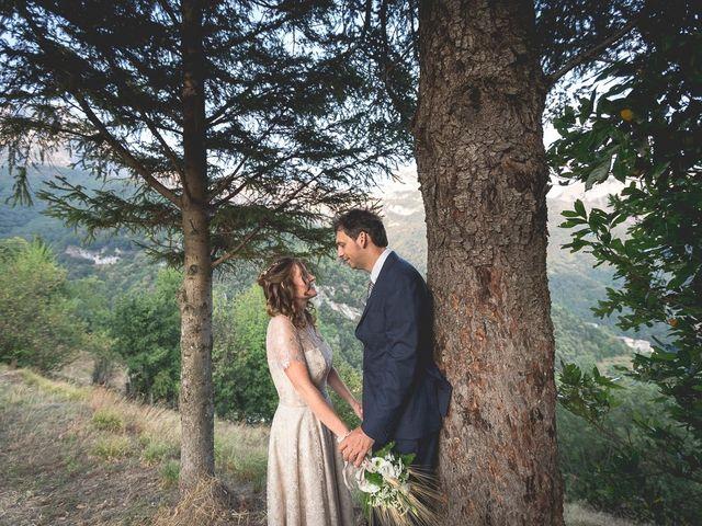 Il matrimonio di Luca e Marusca a Stazzema, Lucca 71