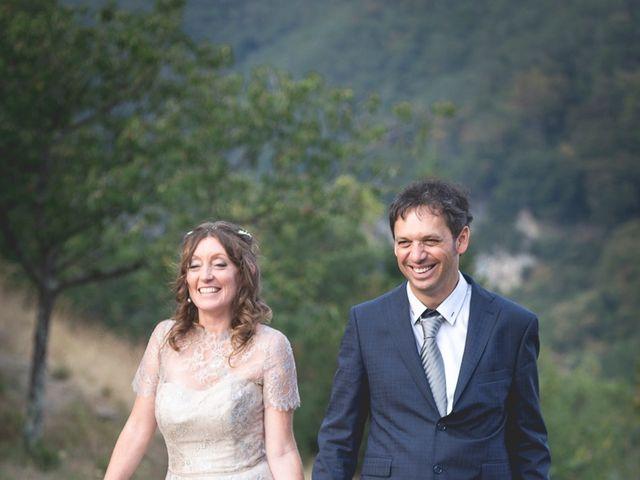 Il matrimonio di Luca e Marusca a Stazzema, Lucca 73