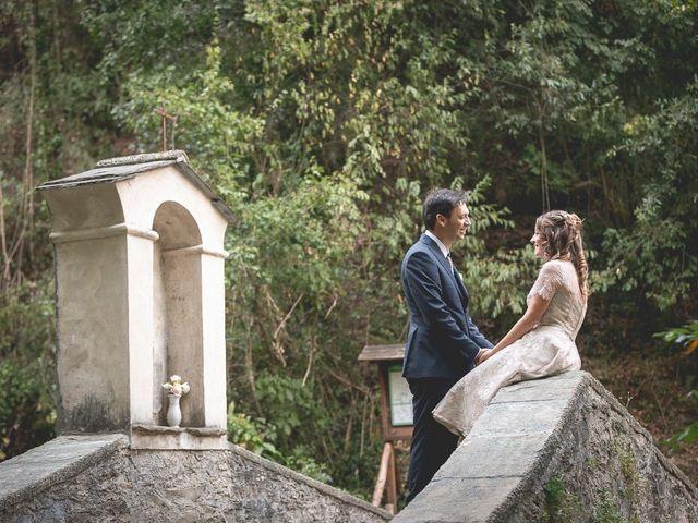 Il matrimonio di Luca e Marusca a Stazzema, Lucca 79