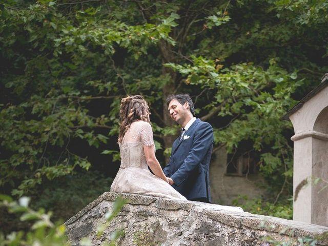 Il matrimonio di Luca e Marusca a Stazzema, Lucca 81