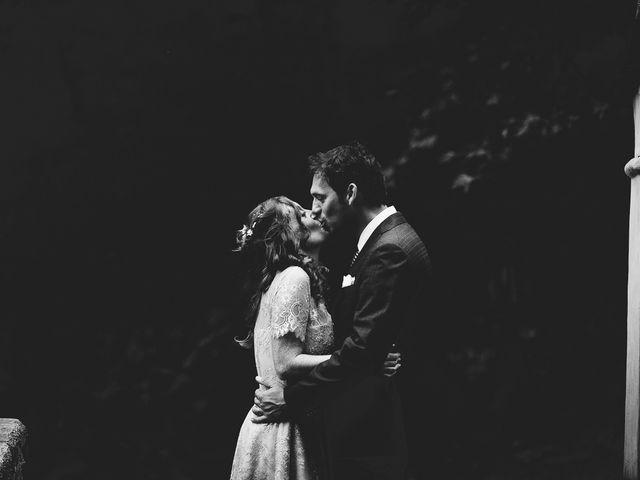 Il matrimonio di Luca e Marusca a Stazzema, Lucca 1