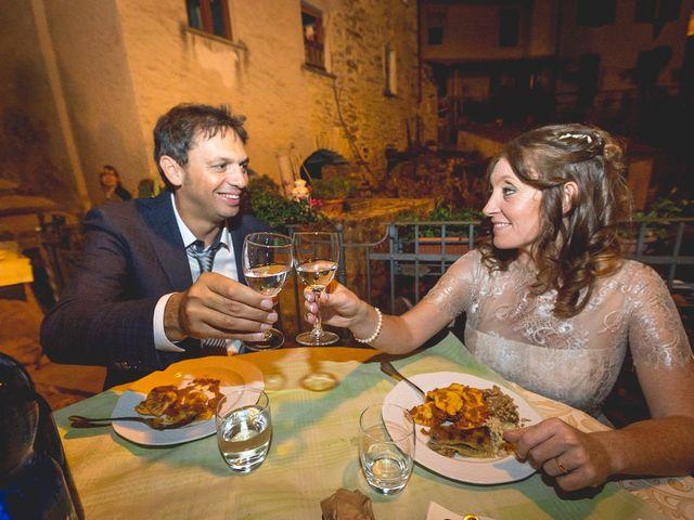 Il matrimonio di Luca e Marusca a Stazzema, Lucca 93