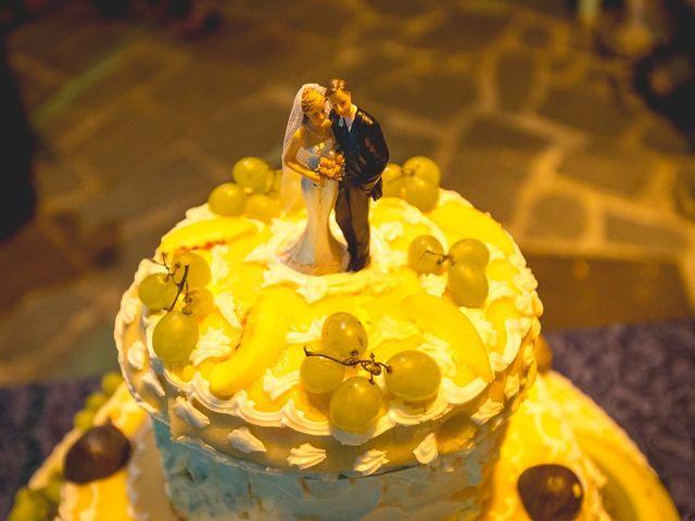 Il matrimonio di Luca e Marusca a Stazzema, Lucca 105