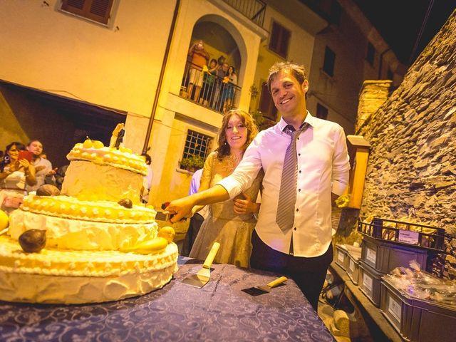 Il matrimonio di Luca e Marusca a Stazzema, Lucca 106