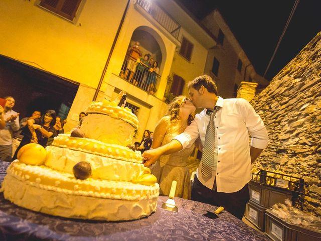 Il matrimonio di Luca e Marusca a Stazzema, Lucca 107