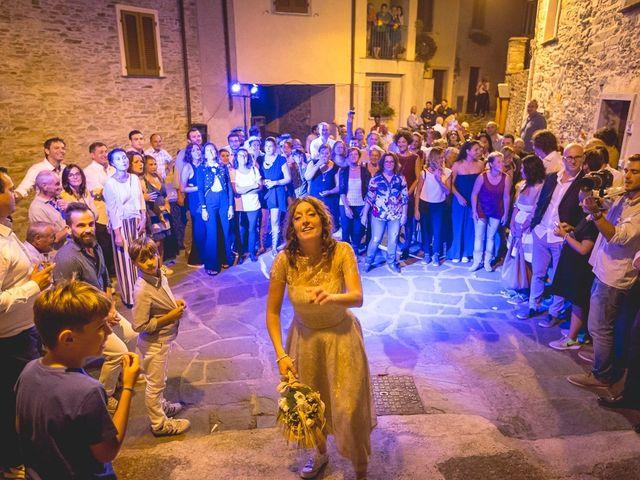 Il matrimonio di Luca e Marusca a Stazzema, Lucca 109