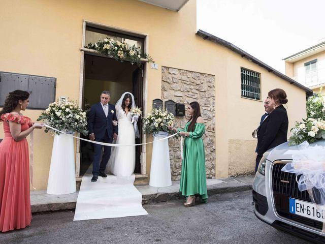 Il matrimonio di Luca e Sophia a Fondi, Latina 7